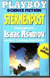 Isaac Asimov Martin H. Greenberg und  Joseph Olander: Sternenpost Deutsche Erstausgabe