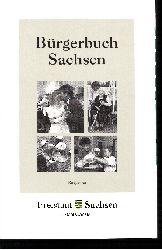Hirth, Barbara:  Bürgerbuch Sachsen Ratgeber