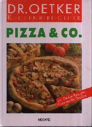 Diverse: Pizza & Co. Dr.-Oetker-Küchenbibliothek