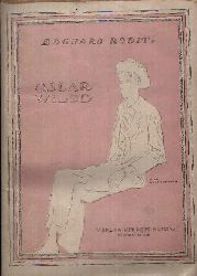 Roditi, Edouard:  Oscar Wilde Dichter und Dandy