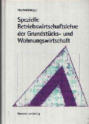 Murfeld, Egon;  Spezielle Betriebswirtschaftslehre der Grundstücks- und Wohnungswirtschaft