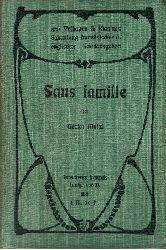 Dr. Max Benecke: Sans Famille par Hector Malot In Auszügen mit Anmerkungen zum Schulgebrauch mit beigelegtem eigenem Wörterbuch und Anhang