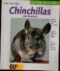 Röder-Thiede, Maike: Chinchillas als Heimtiere richtig pflegen und verstehen