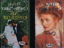 Courths-Mahler, Hedwig;  Die Herrin von Retzbach - Aus erster Ehe 2 Bücher
