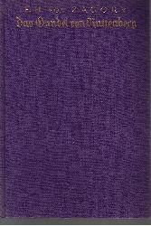 von Zagory, E.H.;  Das Gundel von Ruttenberg - Eine Geschichte von Freundschaft und Treue aus den Briefen meiner Schwester