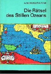 Kondratow, A. M.; Die Rätsel des stillen Ozeans