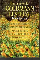 Andrea Best und Frauke Brodd: Das  neue große Goldmann-Lesefest Orig.-Ausgabe
