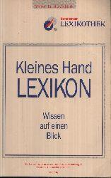Autorengruppe;  Kleines Handlexikon Wissen auf einen Blick