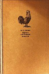 Fehringer, Otto:  Wildtiere und Haustiere - zweiter Teil Kosmos-Bändchen