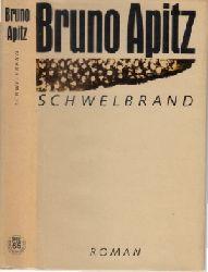Apitz, Bruno: Schwelbrand berechtigte Ausgabe für den buchclub 65