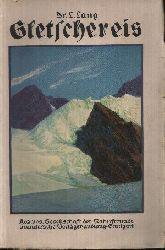 Ludwig Lang: Gletschereis