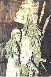 ohne Angaben:  Melanesien - Mensch und Natur - Mythos und Kunst Ausstellung des Linden-Museums im Württembergischen Kunstverein Stuttgart, 28. September bis 30. Oktober 1977