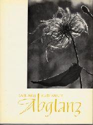 Abel, Carl und K. Wolff:  Abglanz