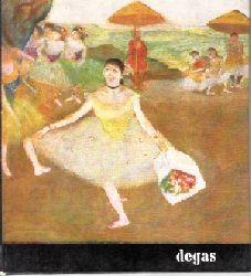 Ledivelec, Madeleine;  Degas - Kleine Serie großer Künstler