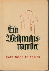 Friedrich, Karl Josef:  Ein Weihnachtswunder