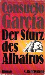 García, Consuelo;  Der Sturz des Albatros