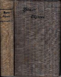 Normann, E.; Homers Odyssee übersetzt von Johann Heinrich Voss - Für Haus und Schule bearbeitet 6.-10. Auflage