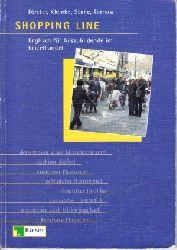 Förster, Dörthe, Detlev Kleinke und Barry Stone;  SHOPPING LINE - Englisch für Auszubildende im Einzelhandel
