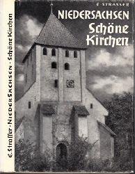 Strasser, Ernst;  Niedersachsen, schöne Kirchen
