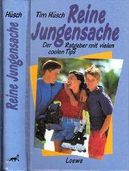 Hüsch, Tim; Reine Jugensachen - Der Ratgeber mit vielen coolen Tips Zeichnungen von Corina Beurenmeister 3. Auflage