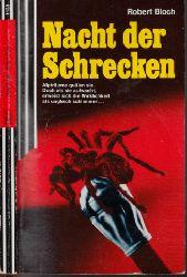 Bloch, Robert;  Nacht der Schrecken Scherz Krimi