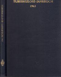 Kreuser, Fritz; Tuberkulose-Jahrbuch 1963 - Deutsches Zentralkomitee zur Bekämpfung der Tuberkulose Mit 27 Abbildungen