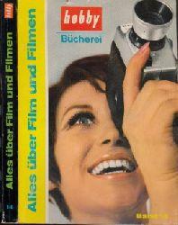 Abegg, Max; Alles über Film und Filmen - Band 14: Von der Flimerkiste zunn Super-8-Heimkino Hobby Bücherei