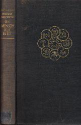 Lindenberg, Wladimir;  Die Menschheit betet - Praktiken der Meditation in der Welt