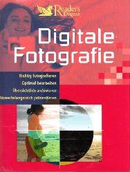 Haasz, Christian;  Digitale Fotografie Richtig fotografieren - mit CD - Rom Readers Digest