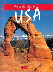 Raffin , Patrizia ; Reise durch die USA