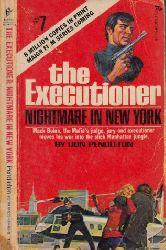 Pendleton, Don;  The Executioner: Nightmafe in New York