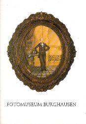 Adam, Hans Christian; Fotomuseum Burghausen - Kleiner Führer durch die Sammlungen mit 102 Abbildungen 2. erweiterte Auflage
