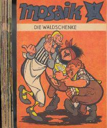 Autorengruppe; Mosaik Nr. 1/1980 bis 12/1980 12 Hefte