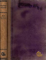 Tillmann, Fritz;  Die heilige Schrift des Neuen Testamentes - 1. Teil: Evangelien und Apostelgeschichte + 2. Teil: Brife und Geheime Offenbarung Rligiöse Schriftenreihe 1. Band + 3. Band