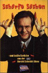Grabosch, Jörg: Scharfe Sachen und heiße Sprüche aus der Harald Schmidt-Show