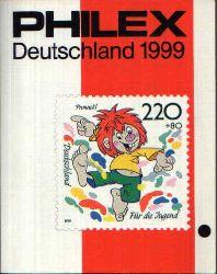 o. Angabe; Philex Deutschland 1999 Deutschland Briefmarken-Katalog 1999