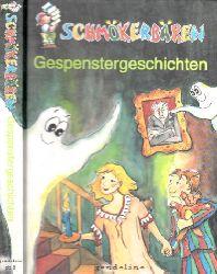 Autorengruppe; Gespenstergeschichten Coverillustration: Michaela Sangl - Reihenlogo: Klaus Kögler 3. Auflage