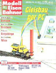 Borchert, Fritz; Modell Eisenbahner - Heft 11/1993