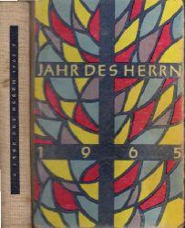 Autorengruppe;  Katholisches Hausbuch - Jahr des Herrn 1965