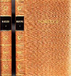 Steiner, Gerhard; Forsters Werke in zwei Bänden - erster und zweiter Band 1. Auflage