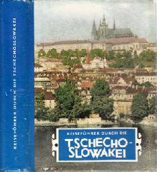 Chysky, Jiri, Milan Skalnik und Vladimir Adamec; Reiseführer durch die Tschechoslowakei