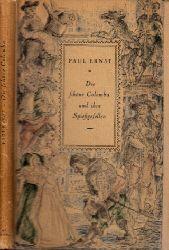 Ernst, Paul;  Die schöne Colomba und ihre Spießgesellen - Spitzbubengeschichten aus dem Rom des 17. Jahrhunderts