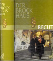Autorengruppe;  Der Brockhaus Recht - Das Recht verstehen, seine Rechte kennen