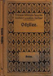 Vockeradt, Heinrich;  Homers Odyssee