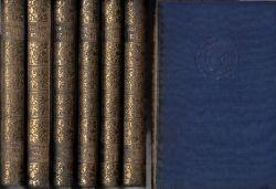 Christiansen, Chr.; Schillers Werke - 8 Bücher