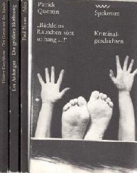 Autorengruppe;  Bächleins Rauschen tönt so bang...! - Die größere Hoffnung - Aden - Der Garten mit den Amseln 4 Bücher