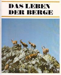 Jenik, Jan und Pavel Pecina;  Das Leben der Berge Illustrationen von Jan Jenik und Vaclav Vetvicka
