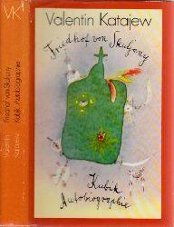 Katajew, Valentin; Kubik - Friedhof von Skuliany - Autobiographie Kurzromane 1. Auflage