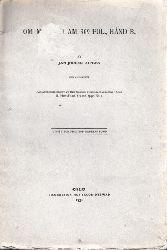 Alnaes, Jan Jörgen;  Om Malet i am 309 Fol., Hand B