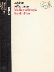 Silbermann, Alphons; Mediensoziologie - Band 1: Film